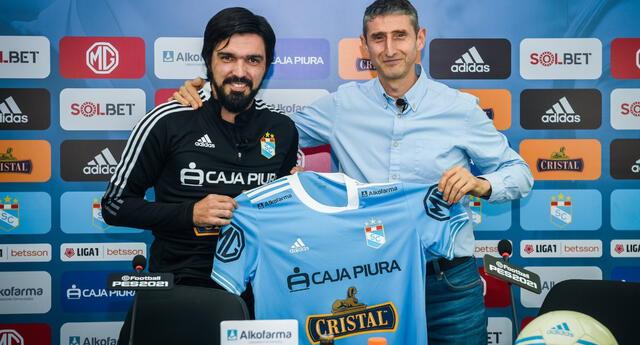 Cazulo seguirá ligado a Sporting Cristal como técnico de la reserva.