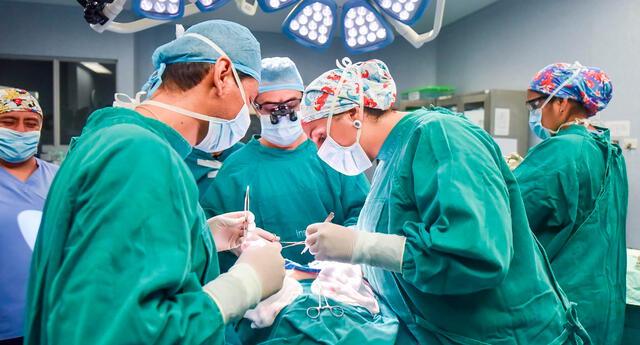 Más de 2500 niños fueron operados exitosamente.
