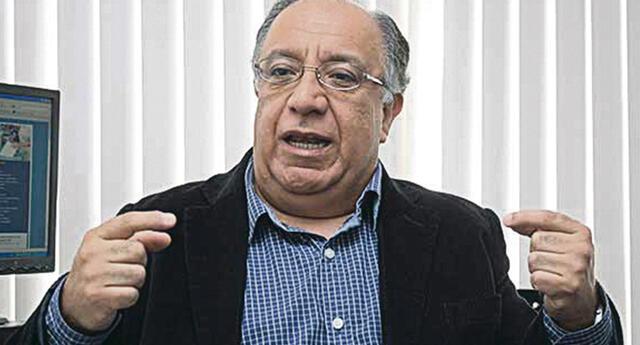 Fernando Tuesta criticó las acciones de Fuerza Popular