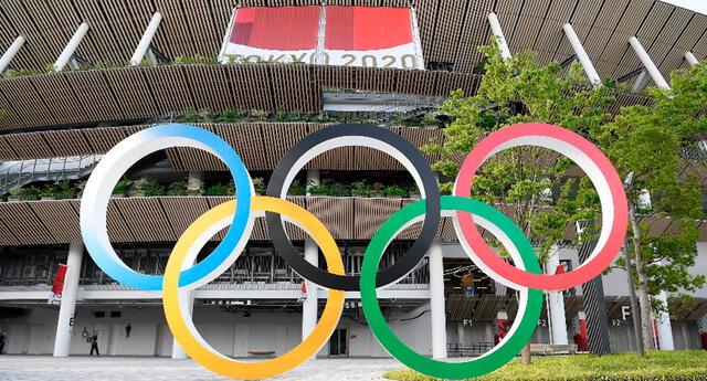 Tokyo 2020 empieza el 23 de julio.