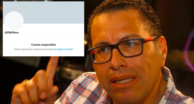 Twitter suspendió la cuenta de Phillip Butters.
