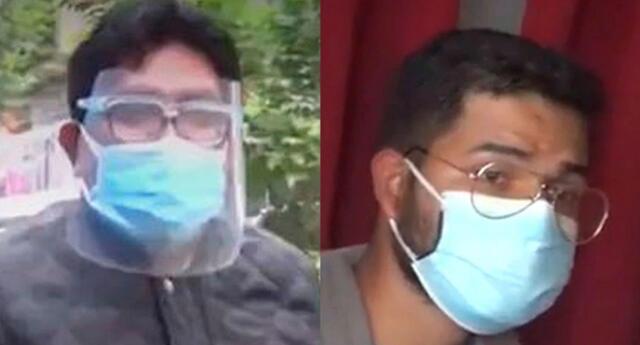 Exfiscal y asistente son acusados por el Ministerio Público.
