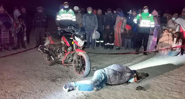 un delincuente muerto y dos heridos en tiroteo