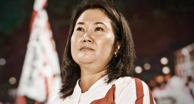 No se cansan. Nueva estrategia de la agrupación política de Keiko Fujimori, Fuerza Popular.