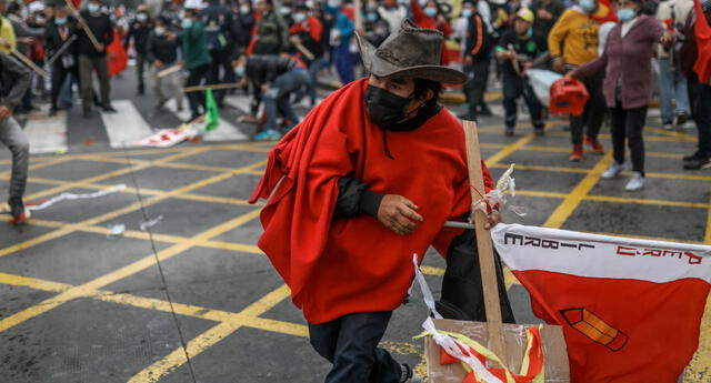Para ello, solicitaron ante la Municipalidad de Lima los videos de las cámaras de seguridad que se encontraban cerca al lugar de los hechos.