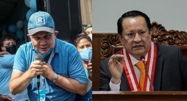 Rafael López y Luis Arce buscarían anular los peritajes