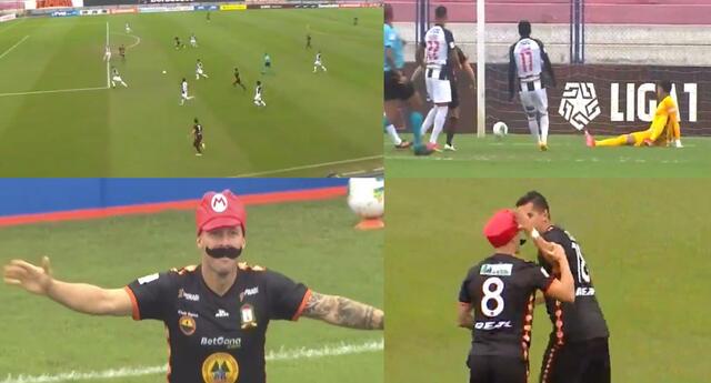 Ayacucho FC se adelantó en el marcador ante Alianza Lima por la Liga 1.