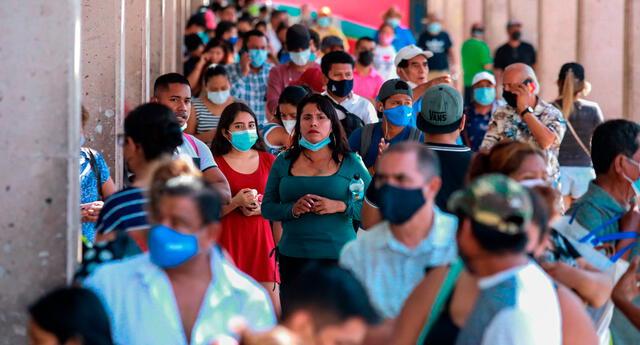 Las autoridades sanitarias de Ciudad de México reconocieron que Delta representa el 60% de los contagios en la capital.