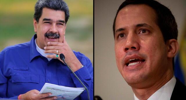 """""""Tienen años cooperando en la violación de Derechos Humanos"""", dijo Juan Guaidó en referencia a los vínculos entre Cuba y Venezuela."""