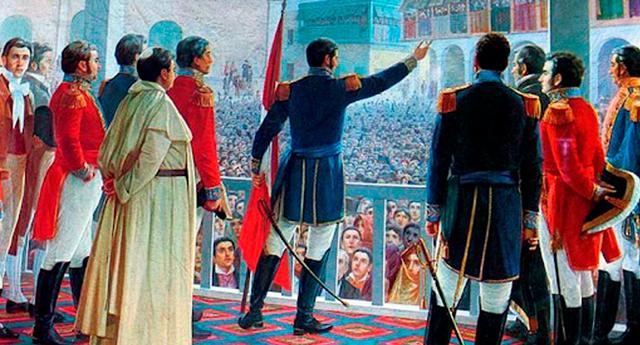 Causas de la Independencia del Perú.