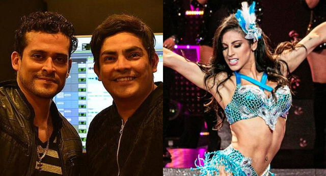 Christian Domínguez aseguró que Erick Elera está contra la producción de Reinas del Show por un incidente específico contra su esposa Allison Pastor.