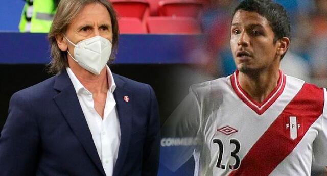 Ricardo Gareca ha sido advertido por el propio Reimond Manco sobre su interés de ser convocado.