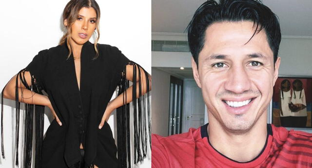Yahaira Plasencia elogia a Gianluca Lapadula y admite que le gusta