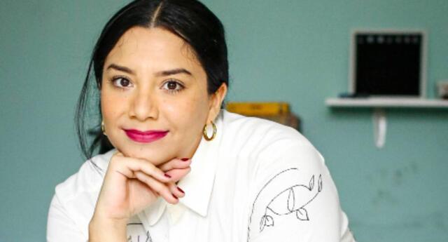 Mayra Couto conversó en exclusiva con La República. Foto: John Reyes - GLR