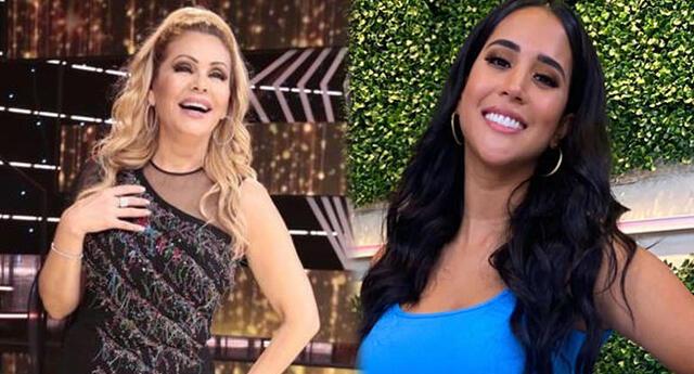 Melissa Paredes elogia la producción de 'Reinas del Show'