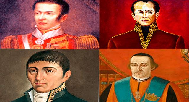 ¿Quiénes fueron los precursores del Perú?