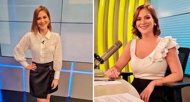 Tatiana Alemán comparte mensaje en sus redes tras su ingreso a noticiero.