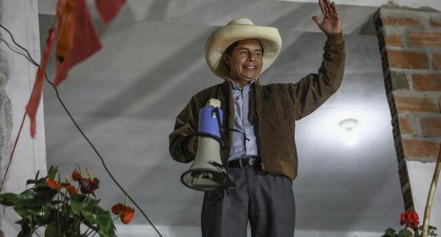 ONU celebra victoria de Pedro Castillo