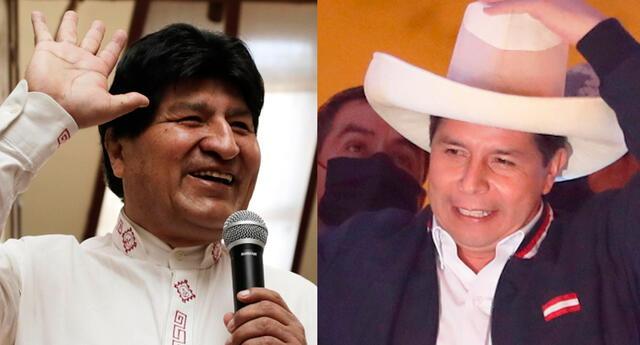 En más de una oportunidad, el exmandatario de Bolivia le ha demostrado su simpatía por tener ideales en común.