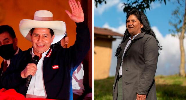 Lilia Paredes mostró su gratitud por la confianza que le dio la ciudadanía a Castillo Terrones y aseguró que su gobierno cumplirá con 'lo que ha dicho'.