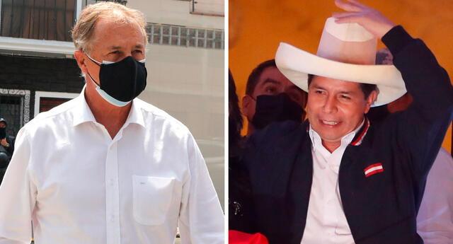 Jorge Muñoz espera que en los próximos cinco años no existan más divisiones por el bien del país.