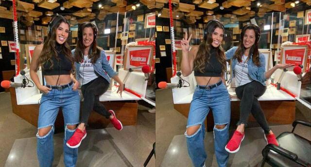"""Yahaira Plasencia sigue reinventándose y será la invitada de Vanessa Terkes en el programa radial """"Splash"""" esta semana."""