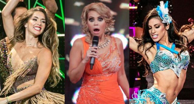 En Facebook, cibernautas aseguraron que Gisela Valcárcel ya tendría definido que Korina Rivadeneira gane, y compararon lo ocurrido con Josimar.