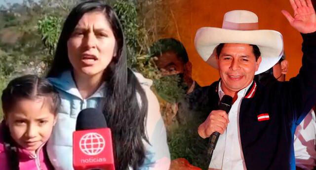 Mencionó haberle pedido que trabaje por los peruanos que menos tienen, además de conformar un buen Gabinete Ministerial que le permita cumplir con las promesas que realizó en campaña electoral.
