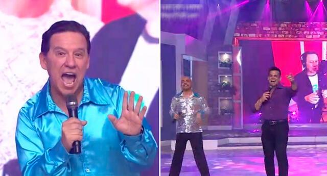 Ricardo Rondón debuta como cantante en EBT.