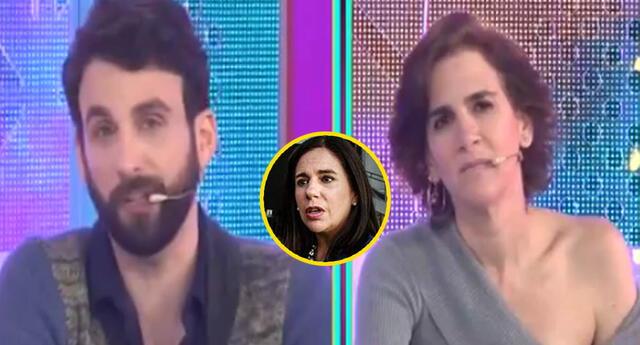 Rodrigo González y Gigi Mitre pensarían demandar a Susana Umbert