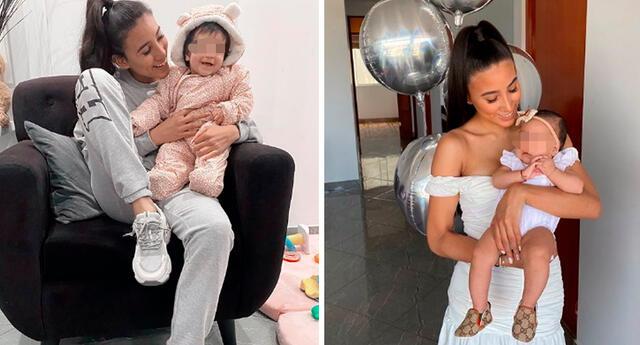 Samahara Lobatón cuenta cómo educa a su bebé.
