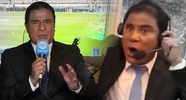 Toño Vargas es el narrador oficial de América Deportes.