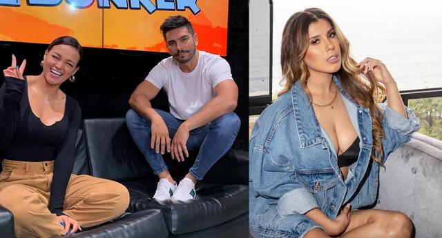 Angie Arizaga y Rafael Cardozo no se callaron nada a la hora de hablar de Yahaira Plasencia.