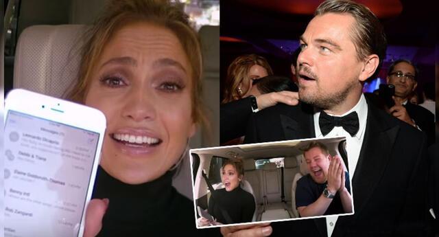 Jennifer López sugirió a Leonardo DiCaprio que la invite a salir.