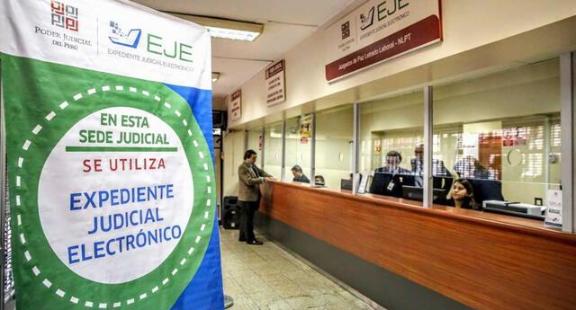 Implementan expediente judicial electrónico en Ventanilla y Puente Piedra