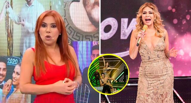 Magaly Medina espera ver en la final de Reinas del Show a Allison y Korina Rivadeneira.
