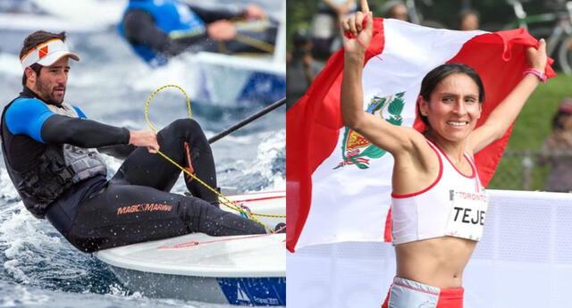 Deportistas van en busca del oro olímpico en Tokio 2020.