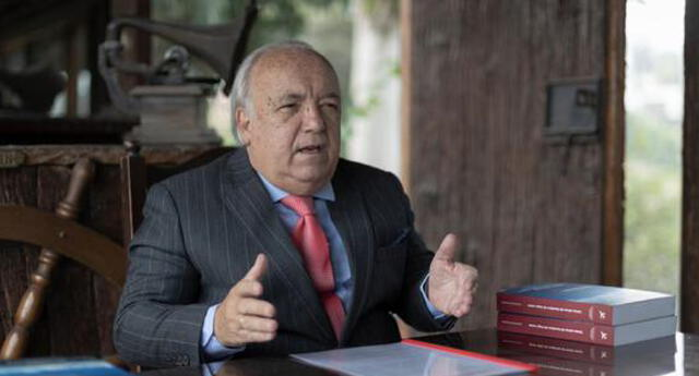 El abogado de Perú Libre resaltó que, antes de recurrir a esta instancia, se enviaron varias cartas notariales a Willax.