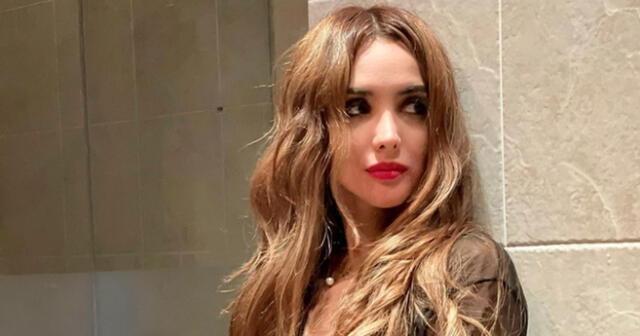 Rosángela Espinoza confesó que no se vacunó con la Sinopham.