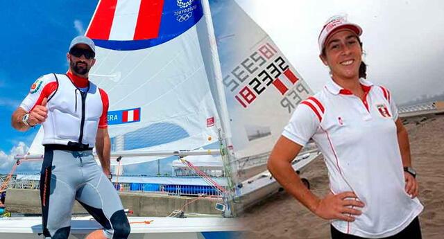 La vela peruana confía en ganar medallas en sus competencias.