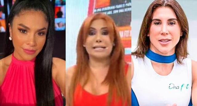 Magaly Medina se mostró indignada con las excusas que dio Maricarmen Marín para los comentarios clasistas de la Doctora Fit contra la PNP.