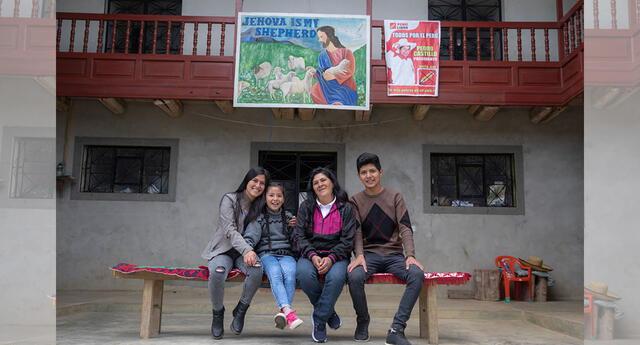 Familia Castillo Paredes llegaría a Lima tras proclamación de Pedro Castillo.