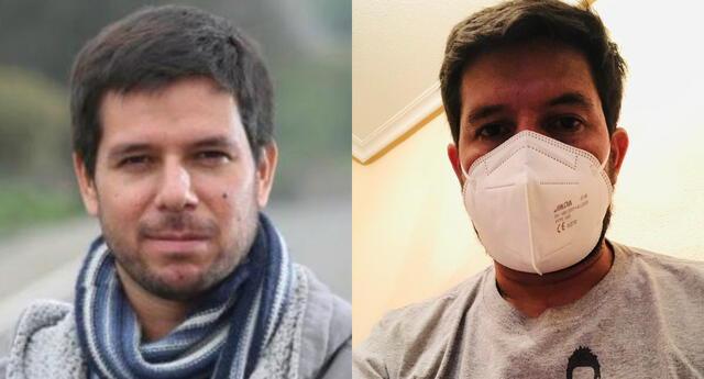 El periodista Renato Cisneros reveló que acababa de recibir sus segunda dosis cuando se enteró que tenía COVID-19, y pidió no bajar la guardia.