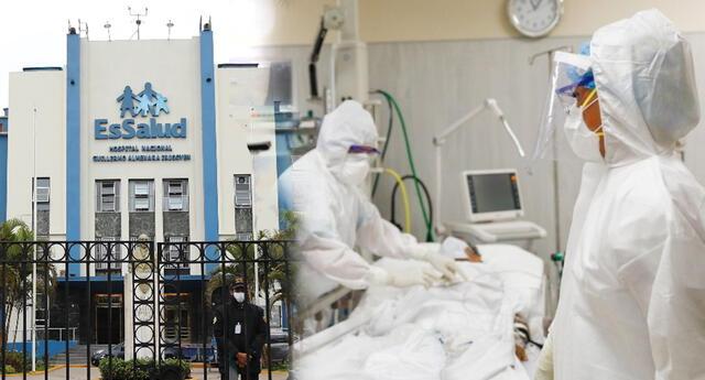 Desarticulan banca que cobraba cupos a familiares de pacientes COVID-19 en EsSalud.