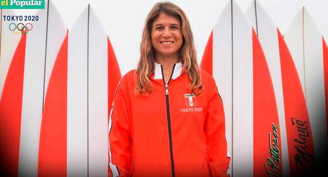 Sofía Mulanovich: conoce cuándo debuta nuestra campeona.