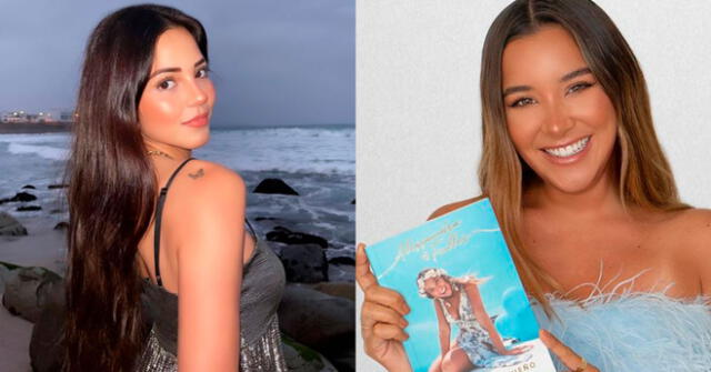 Alessandra Fuller le envió una copia de su libro, sin esperar lo que haría Luciana.
