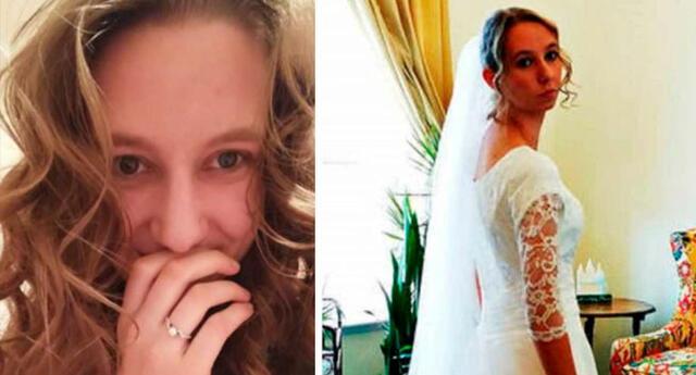 """Novia cancela su boda tras descubrir que su pareja era adicto a la pornografía: """"Pensé que lo conocía""""."""