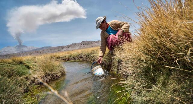 Federico Tenorio, ministro de Desarrollo Agrario y Riego resaltó que la gestión de los recursos hídricos es sumamente importante para los ecosistemas.
