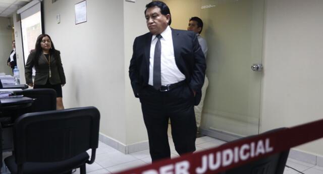 El Ministerio Público pide que se declare infundado el pedido del congresista José Luna Gálvez