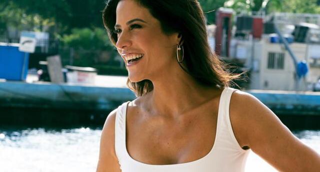 María Pía Copello responde a sus detractores, quienes le critican su forma de vestir.